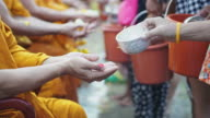 Thai ancient tradition. video