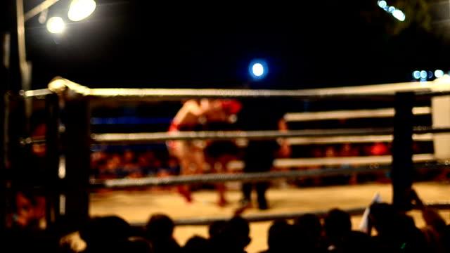 thai boxing video
