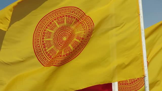 Thai flags video