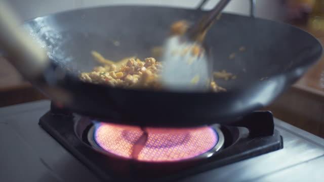Thai Food Cooking video