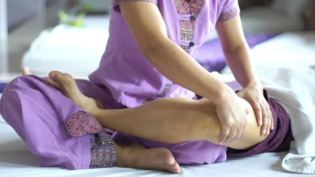 Thai Massage In Spa video