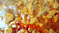 Thai northern style pork curry with garlic video
