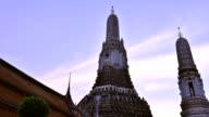 Thai temple video