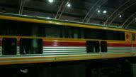 Thai train with sound video