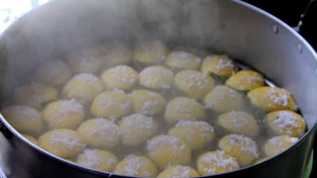 Thailand Food. video