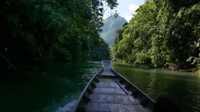Thailand, Khao Sok National Park, Surat Thani video