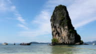 Thailand, Krabi Island video