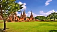 Thailand religion video