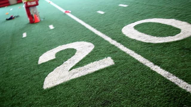 The 20 yard line video