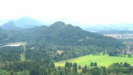 The Alpsee Lake in Bavaria, Germany video