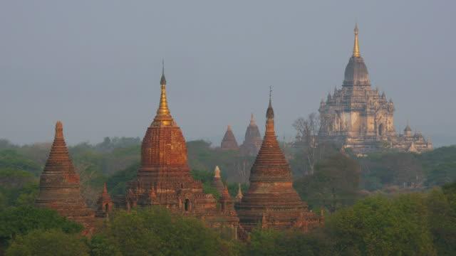 The Ancient Temples of Bagan, Myanmar (Burma) video