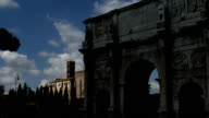 The Arch of Constantine video