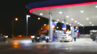 The atmosphere in filling station video