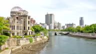 The Atomic Bomb Hiroshima Dome video