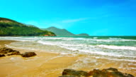The beach video