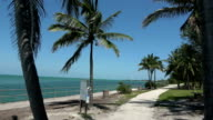 The beautiful scenery of the Florida Keys video