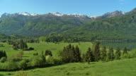 The Beauty Of Julian Alps video