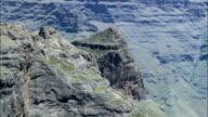 the Bell  - Aerial View - KwaZulu-Natal,  uThukela District Municipality,  Okhahlamba,  South Africa video