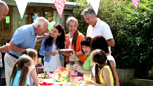 The Big Family Barbeque video