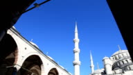 HD: The Blue Mosque video