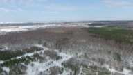 The breadth and vastness of Central Russia video