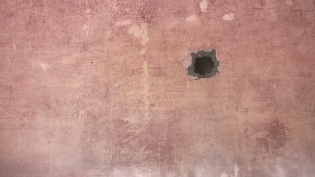 The Breakdown wall video