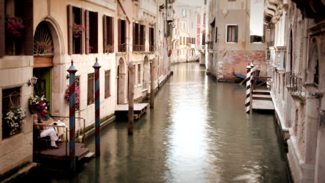 The Canals of Venice, Italy video