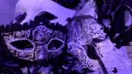 The Carnival half-mask video