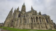 The Cathedral of Bayeux, France video
