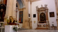 The Catholic Church of the Birth of the Virgin Mary in Prcanj video