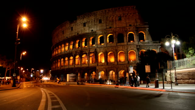 The Coliseum, Rome video