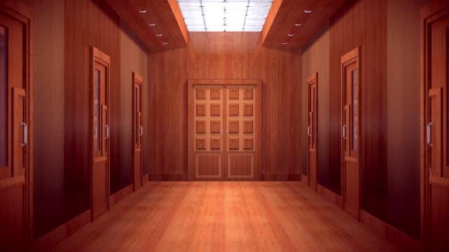The Corridor video