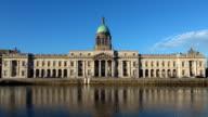 The Custom House - Dublin, Republic of Ireland video