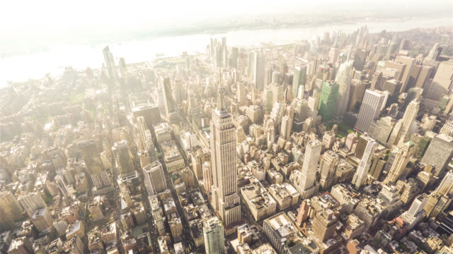 The Empire State Building (Wide angle)   New York City video