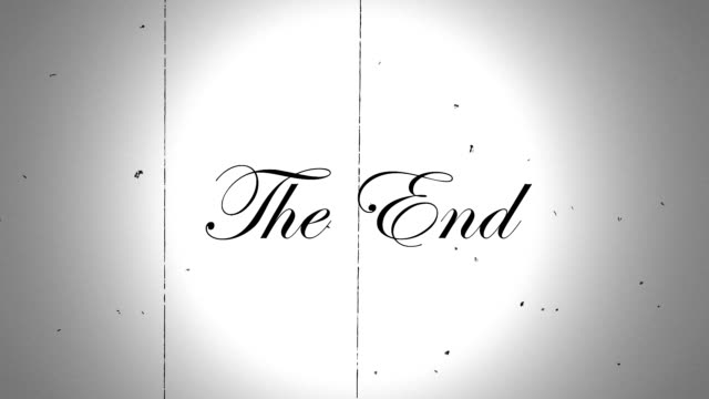 The End video
