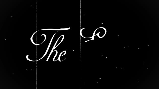 The End with sound video