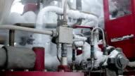 The engine liquid cryogenic equipment video
