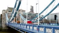 The famous London Bridge. video