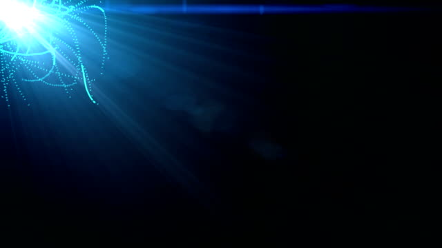 The glowing figure moves cyclically. Perfect for your background. Able seamless loop video