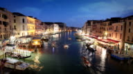The Grand Canal, Venice, Italy video