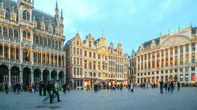The Grand Place video