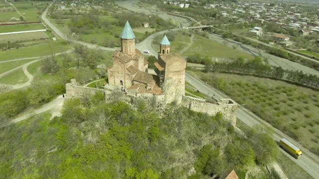 The Gremi Monastery in Georgia video