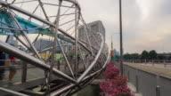 The Helix Bridge. video