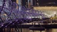 The Helix Bridge video