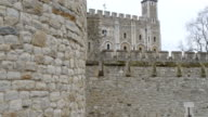 The huge tower of London video
