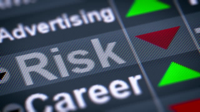The Index of Risk on The Screen. video