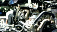 the internal combustion engine. video