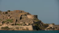 The island of Spinalonga video