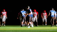 The line of Scrimmage video