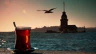 The Maiden's Tower and Tea video